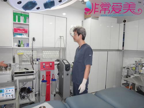 韩国seroi整形医院手术室